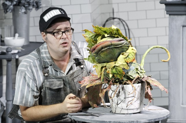 LITTLE SHOP OF HORRORS photo Jeff Busby_1123