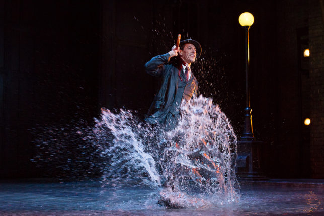 a review and summary of singing in the rain a hit musical Reviews all reviews hot new  the 1952 film singin' in the rain blends singing, dancing and comedy together, and as a result, this musical masterpiece will leave the world in awe for decades.