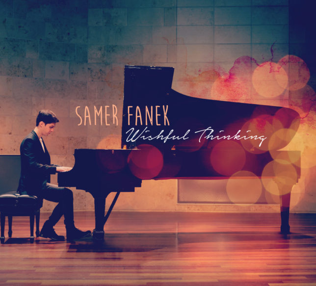 Samer Fanek - Wishful Thinking (Front Cover)