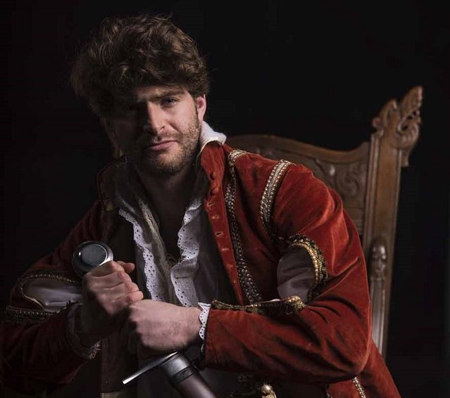 Oliver Burton On Beating The Bard At His Own Game