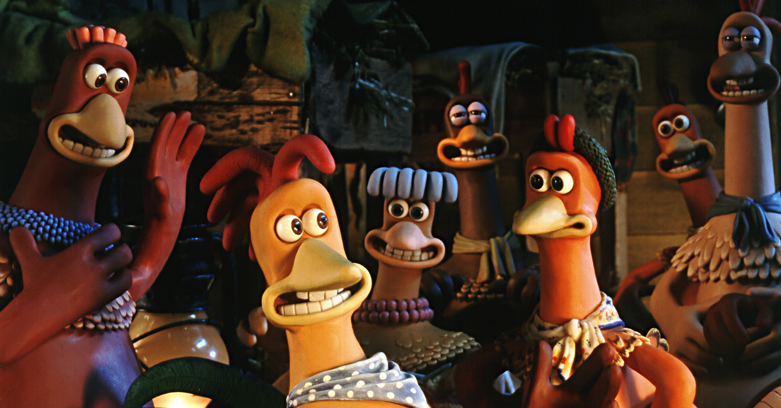 Chicken Run Quotes: Interview: Peter Lord And David Sproxton Of Aardman