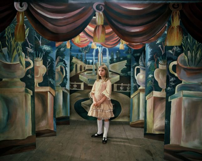 acmi is showcasing an interactive alice in wonderland