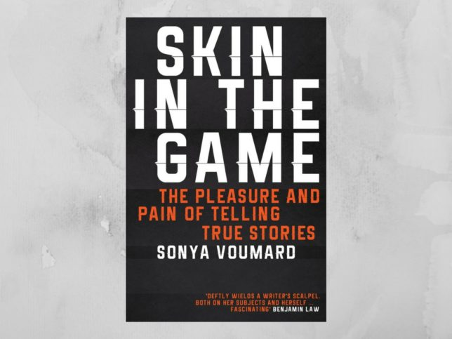 Book Review: Sonya Voumard's Skin In The Game turns the