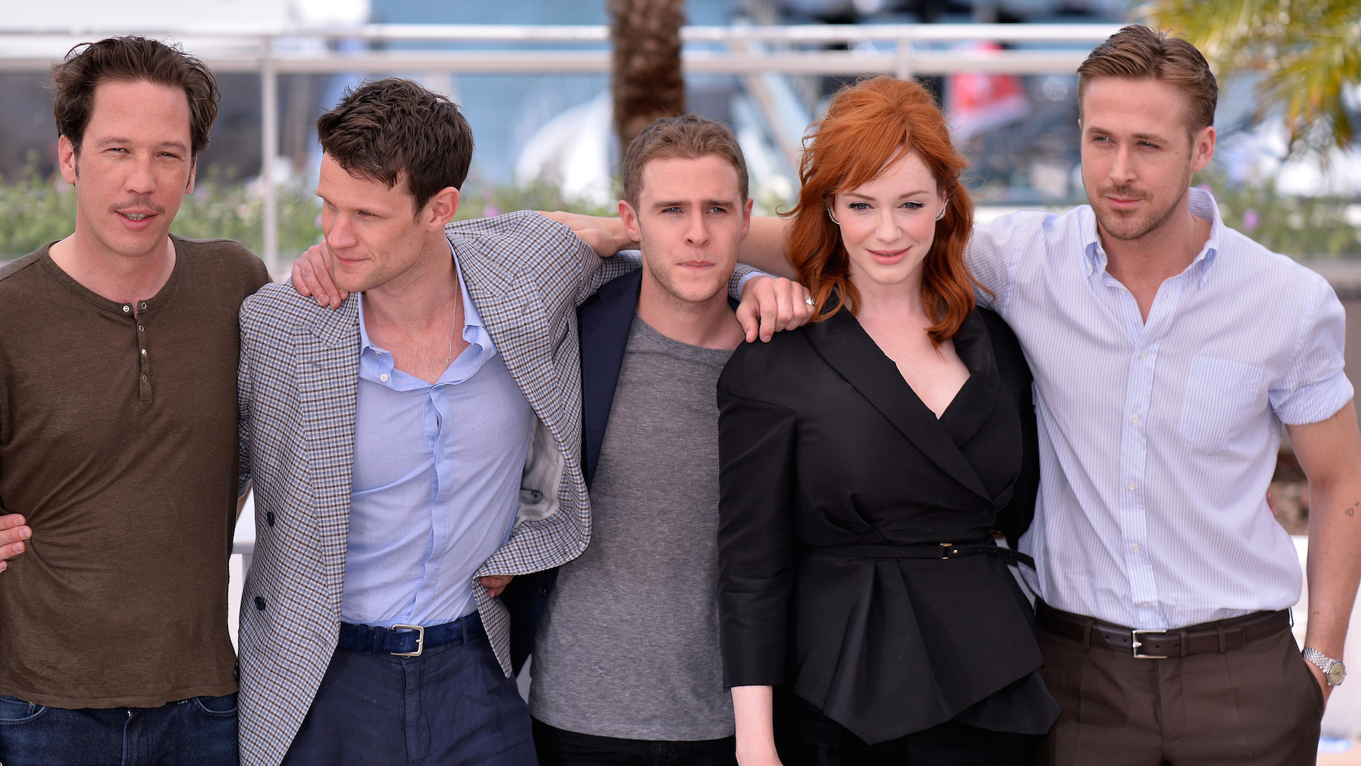 'Lost River' photocall