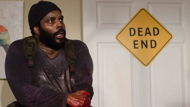 Chad Coleman - The Walking Dead