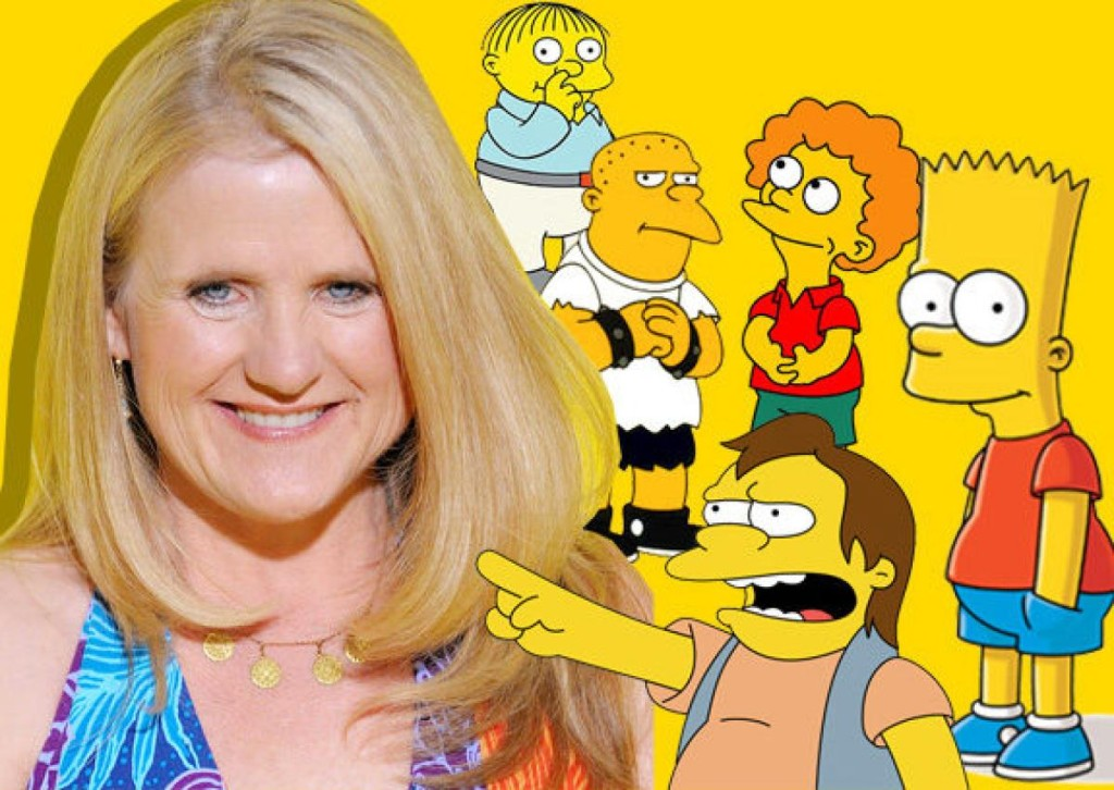 Nancy-Cartwright-of-the-Simpsons