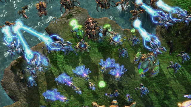 Starcraft 2 Legacy of the Void pre-purchase