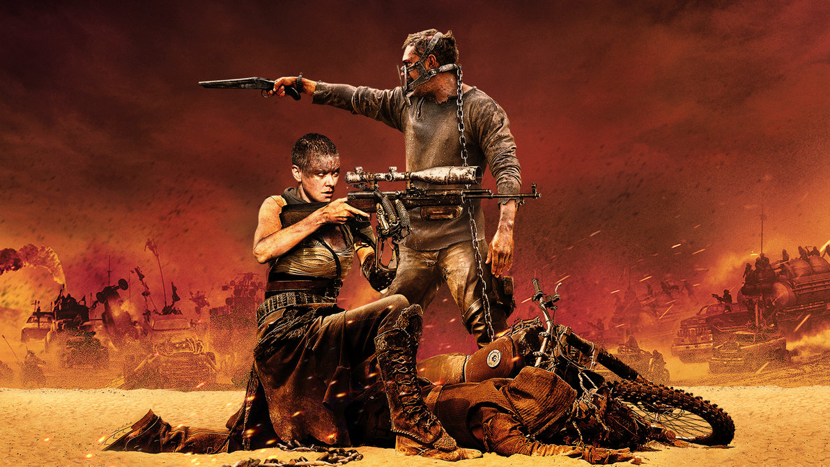 Mad Max:The Fury Road