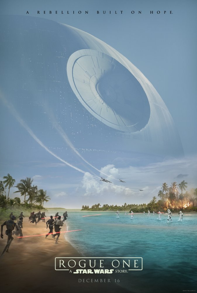 New Rogue One Poster Reveal