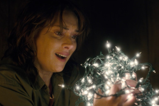 Finally happy the power bills have been paid (Winona Ryder)