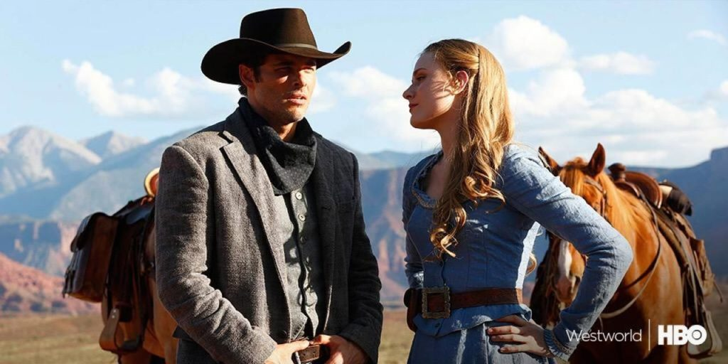 James Marsden & Evan Rachel Wood