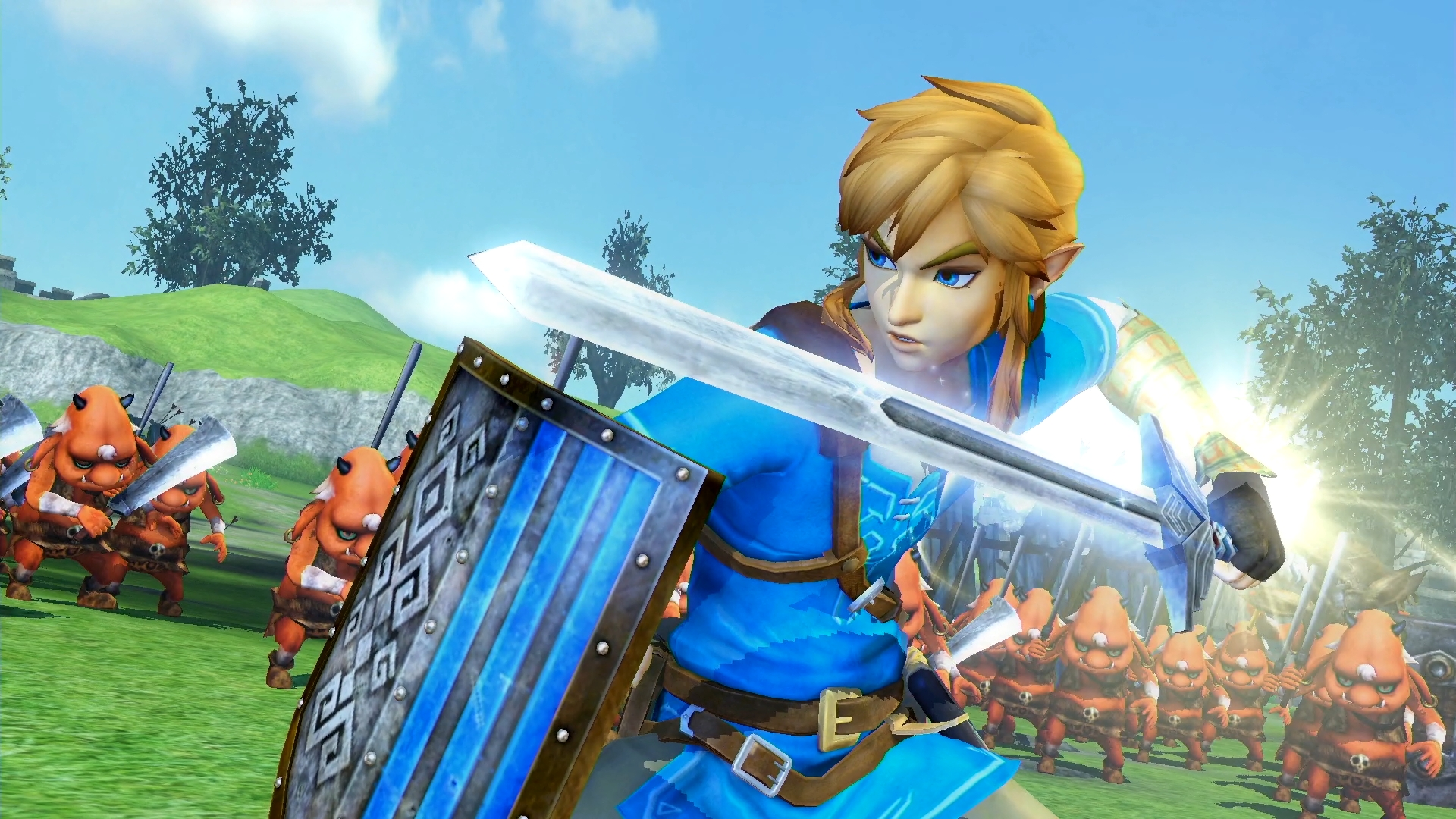Games Review Hyrule Warriors Definitive Edition Switch 2018 Hack And Slash And Slash And Slash The Au Review